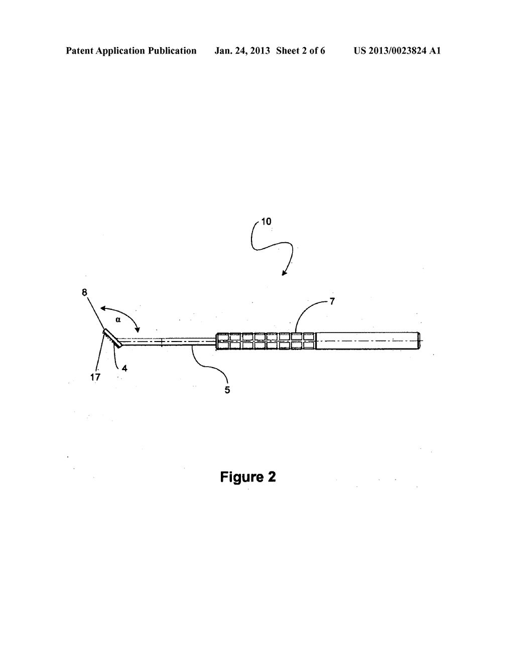 INTRAVITREAL INJECTION DEVICE AND METHOD - diagram, schematic, and image 03