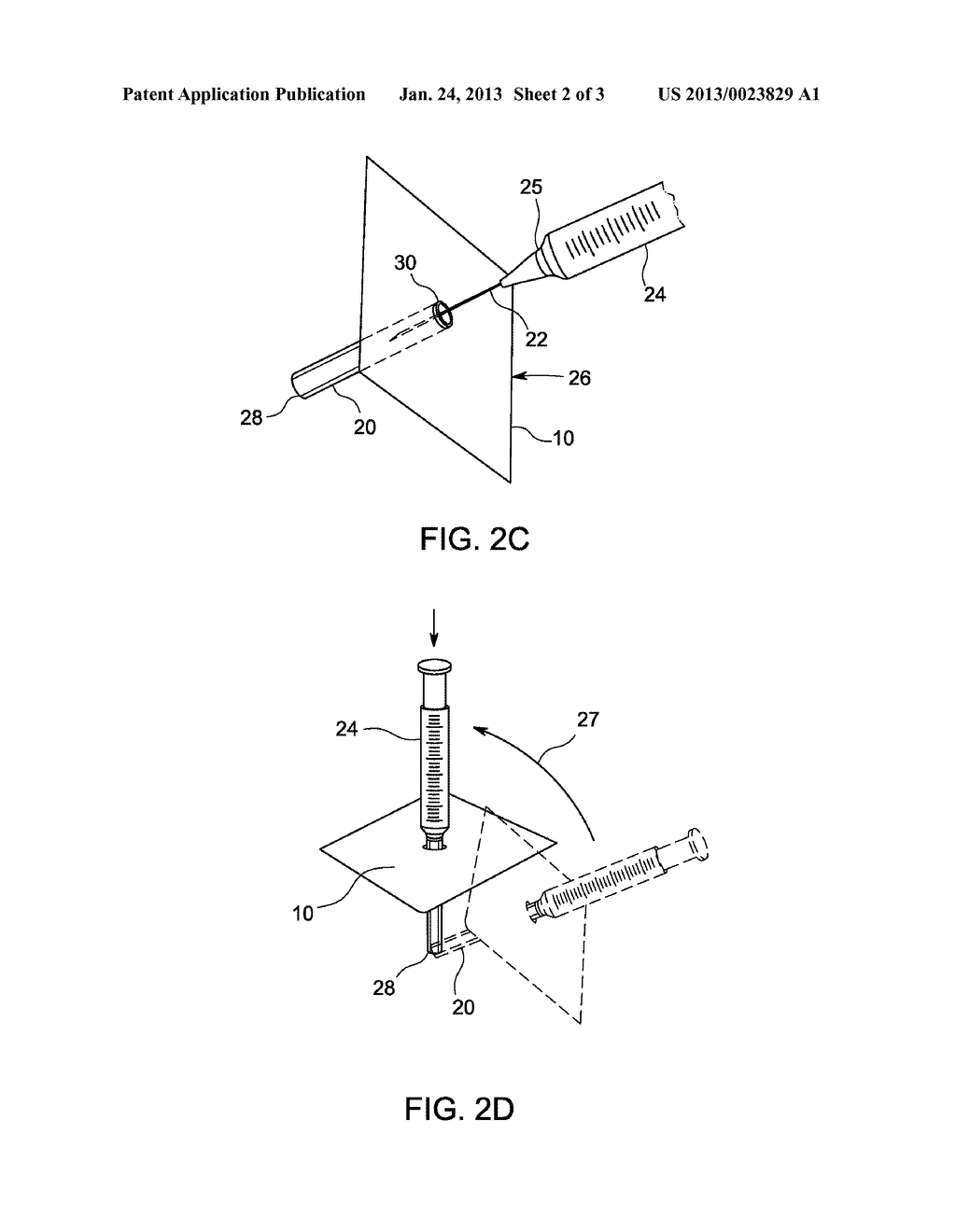 HYPODERMIC NEEDLE RECAPPER - diagram, schematic, and image 03