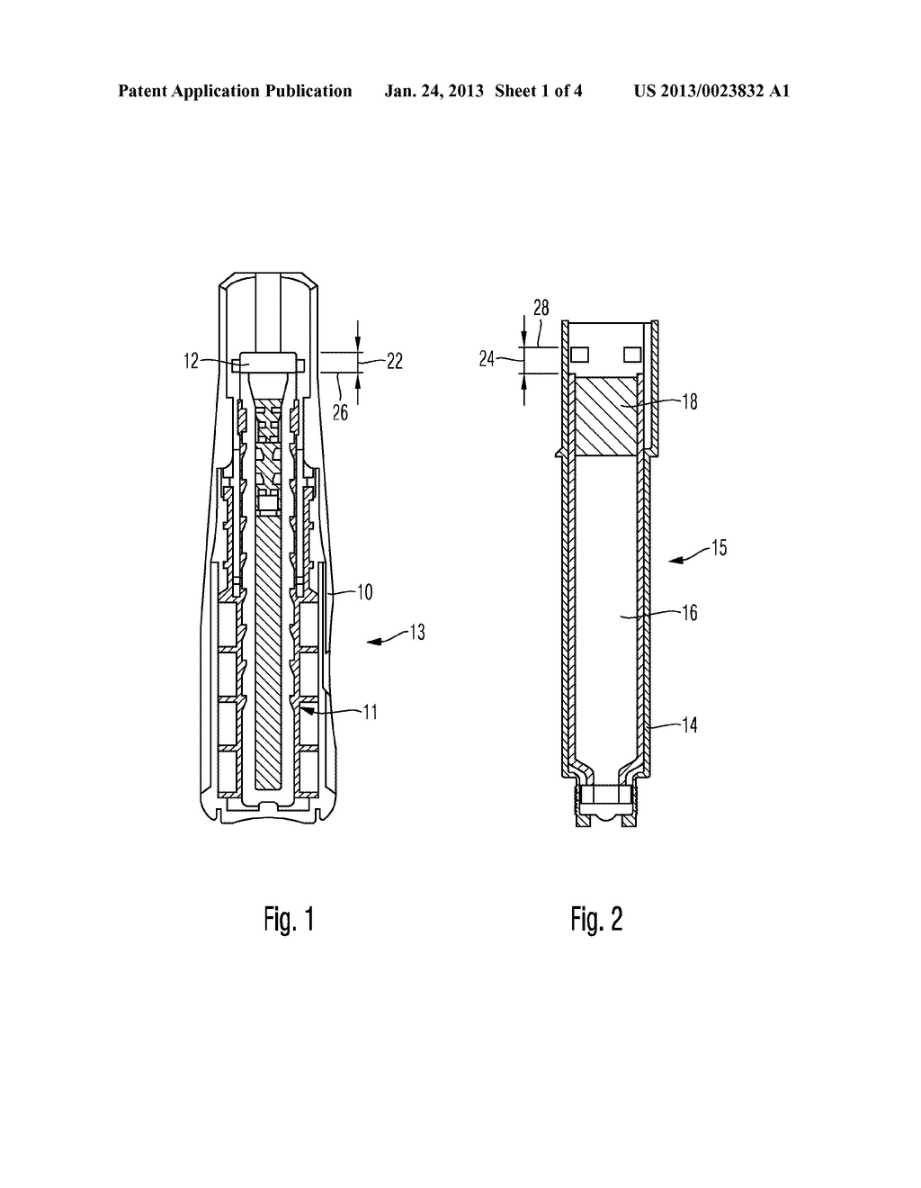 Drug Delivery Devices and Method of Assembly - diagram, schematic, and image 02