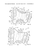 WASHABLE DIAPER AND METHODS OF ASSEMBLY AND MANUFACTURE diagram and image