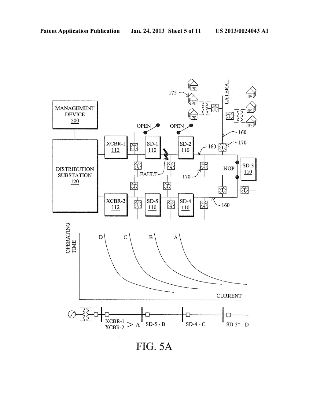 DYNAMIC CONFIGURATION OF DISTRIBUTION FEEDER PARAMETERS IN A POWER GRID - diagram, schematic, and image 06
