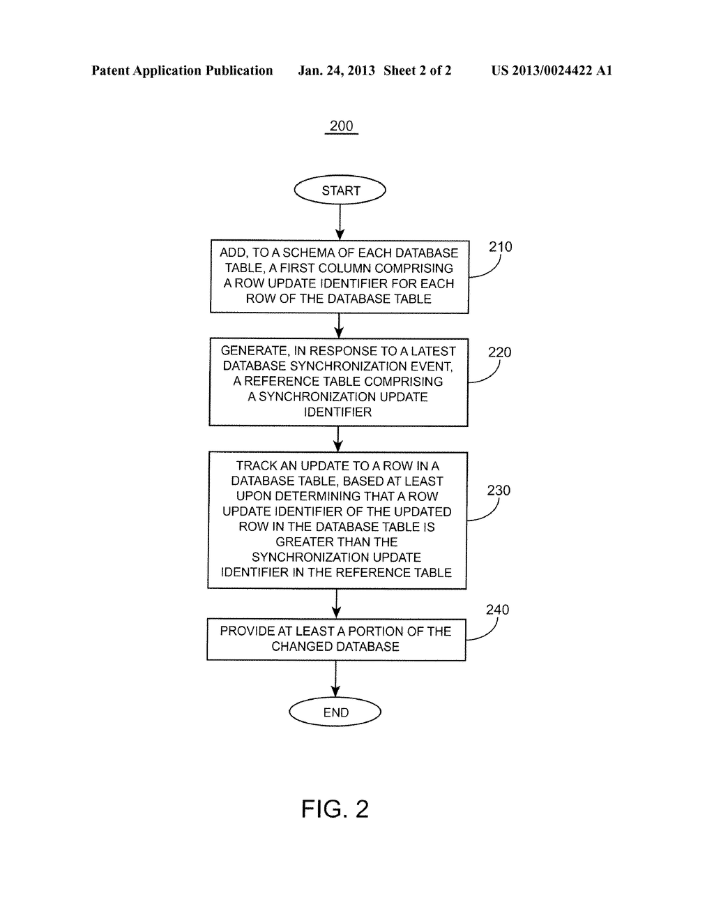 METHODS FOR TRACKING DATABASE CHANGES AND DEVICES THEREOF - diagram, schematic, and image 03