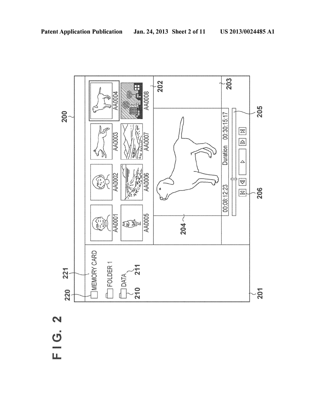 INFORMATION PROCESSING APPARATUS AND INFORMATION PROCESSING METHOD - diagram, schematic, and image 03