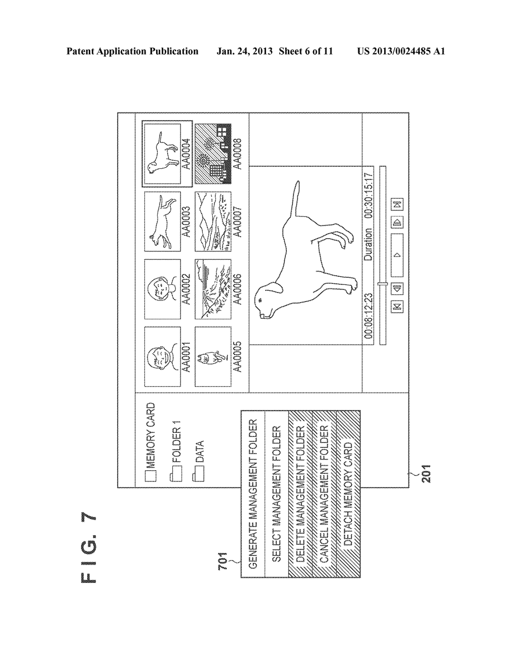 INFORMATION PROCESSING APPARATUS AND INFORMATION PROCESSING METHOD - diagram, schematic, and image 07