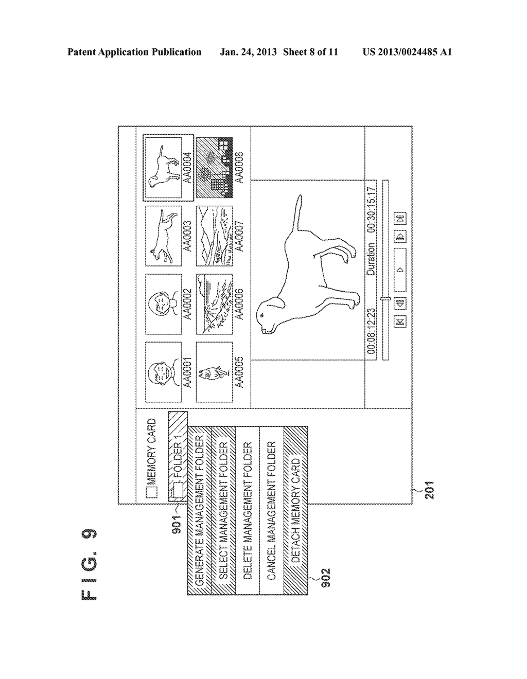 INFORMATION PROCESSING APPARATUS AND INFORMATION PROCESSING METHOD - diagram, schematic, and image 09