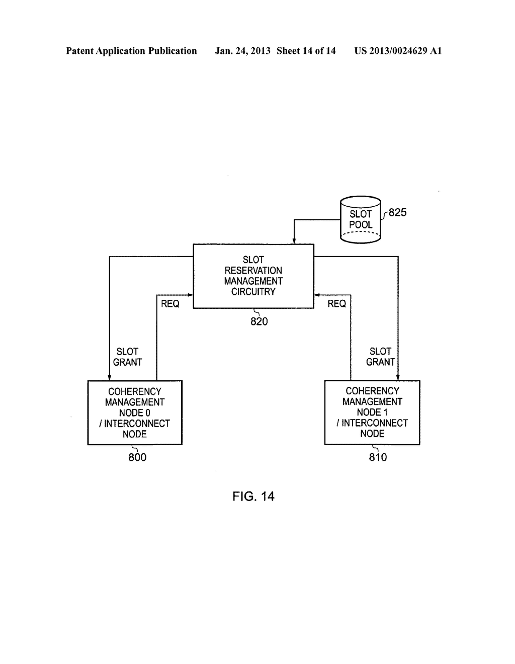 Data processing apparatus and method for managing coherency of cached data - diagram, schematic, and image 15