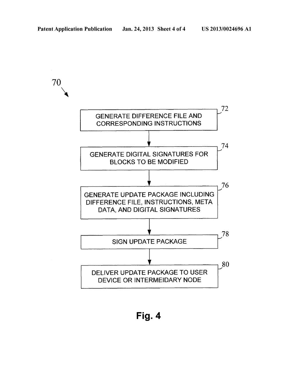 METHOD AND APPARATUS FOR FLASH UPDATES WITH SECURE FLASH - diagram, schematic, and image 05