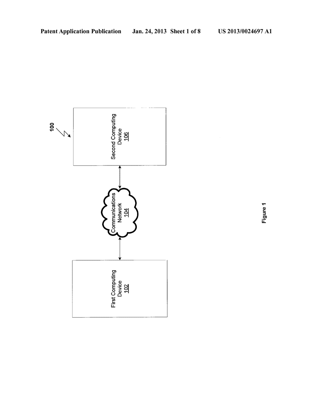 SYSTEM AND METHOD FOR OBFUSCATION INITIATION VALUES OF A CRYPTOGRAPHY     PROTOCOL - diagram, schematic, and image 02