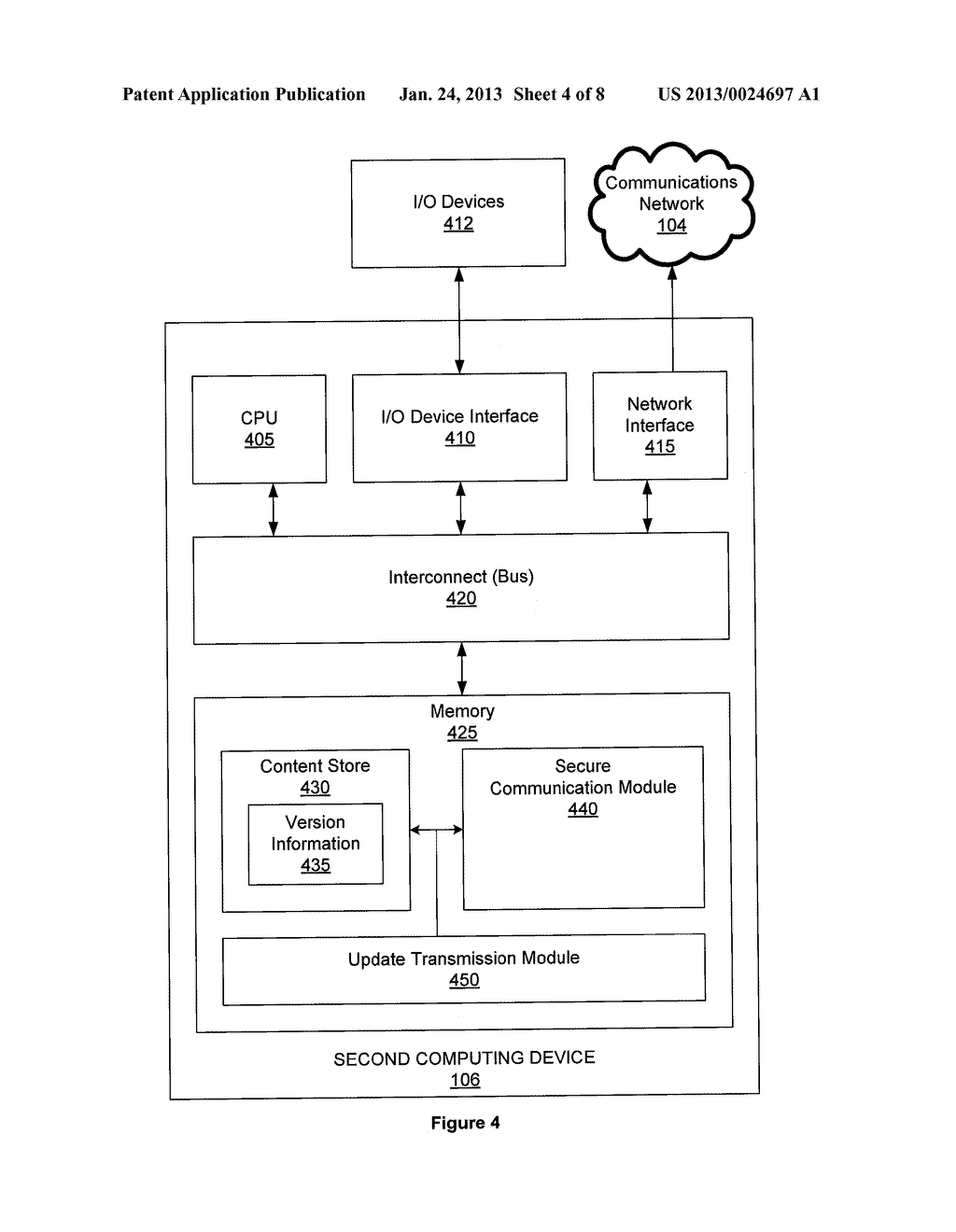 SYSTEM AND METHOD FOR OBFUSCATION INITIATION VALUES OF A CRYPTOGRAPHY     PROTOCOL - diagram, schematic, and image 05