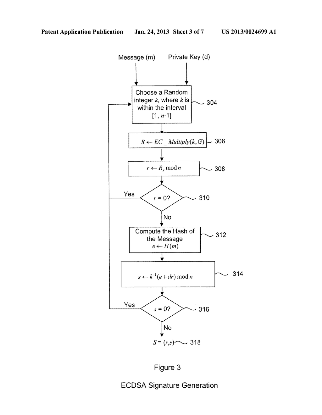 System and Method for Protecting Cryptographic Assets From a White-Box     Attack - diagram, schematic, and image 04