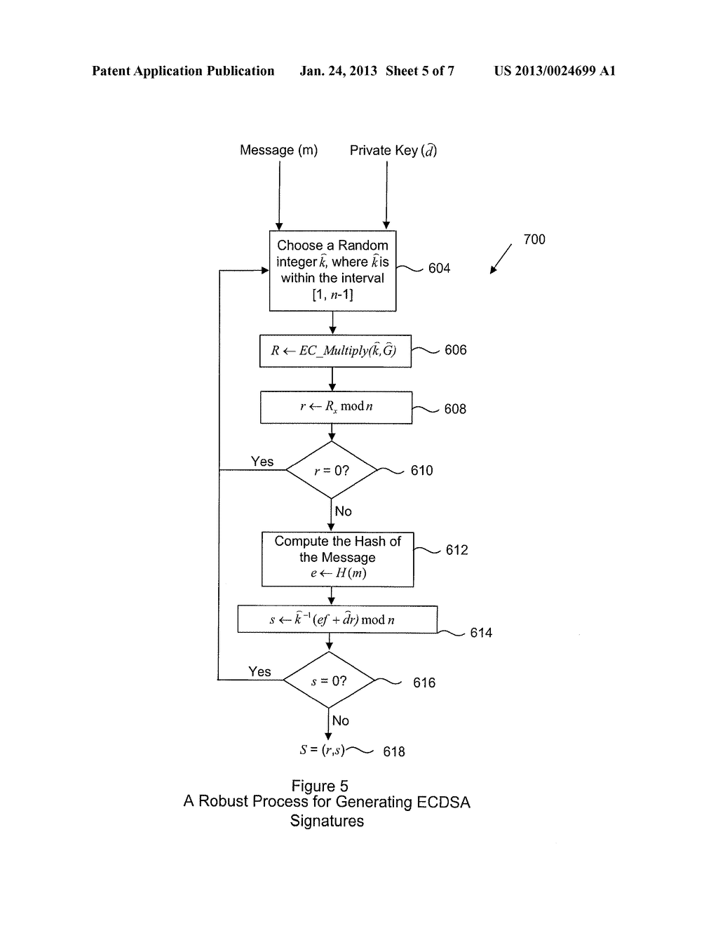 System and Method for Protecting Cryptographic Assets From a White-Box     Attack - diagram, schematic, and image 06