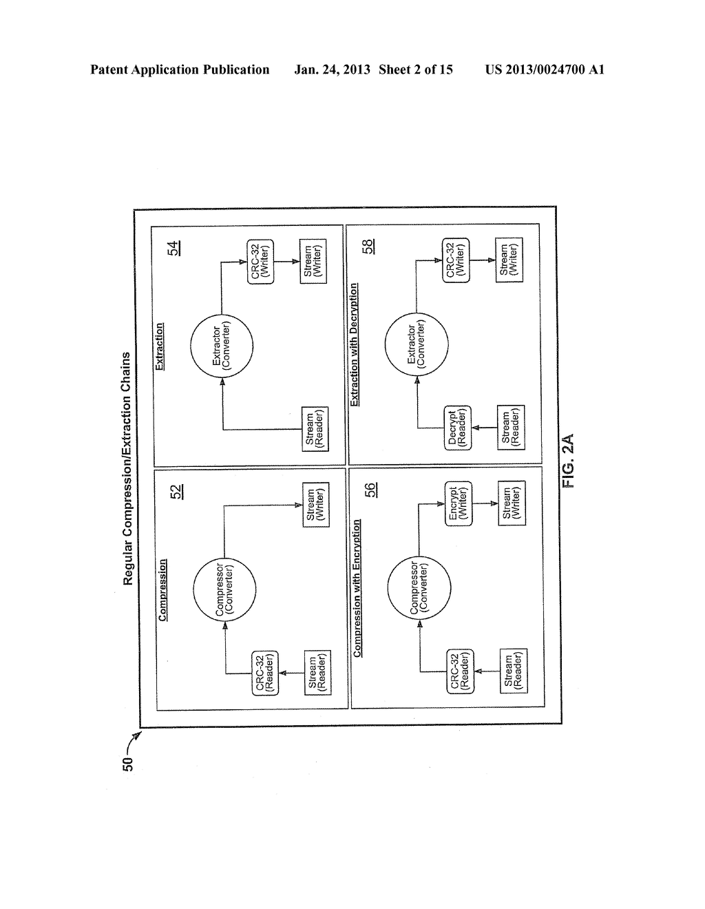 SYSTEM AND METHOD FOR MANIPULATING AND MANAGING COMPUTER ARCHIVE FILES - diagram, schematic, and image 03