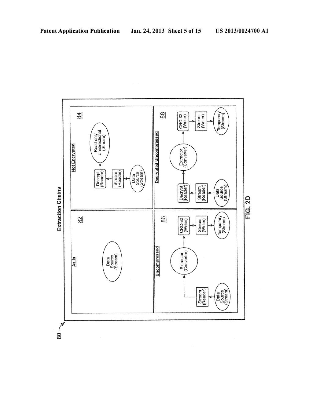 SYSTEM AND METHOD FOR MANIPULATING AND MANAGING COMPUTER ARCHIVE FILES - diagram, schematic, and image 06