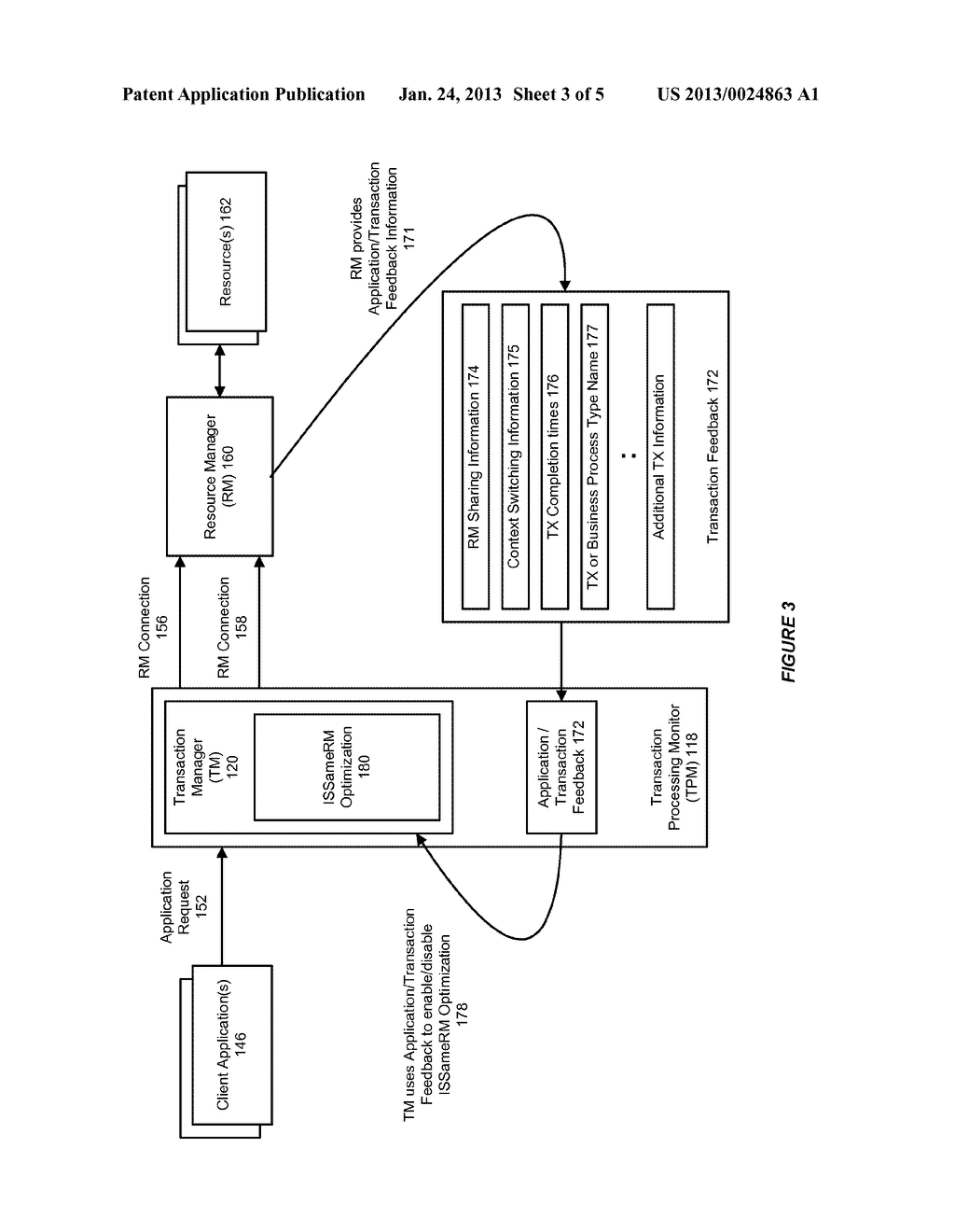 SYSTEM AND METHOD FOR PROVIDING DYNAMIC TRANSACTION OPTIMIZATIONS - diagram, schematic, and image 04