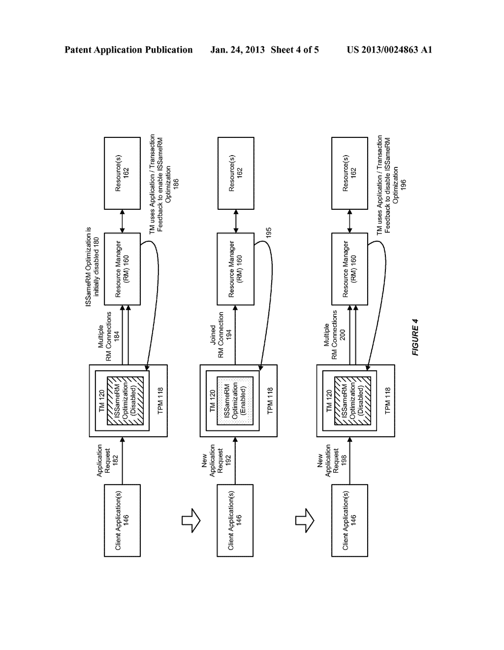SYSTEM AND METHOD FOR PROVIDING DYNAMIC TRANSACTION OPTIMIZATIONS - diagram, schematic, and image 05