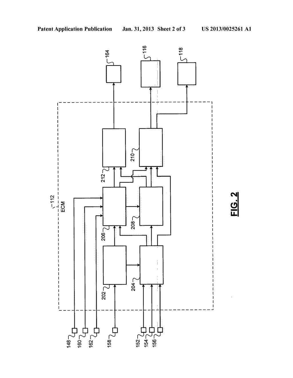 SYSTEM AND METHOD FOR CONTROLLING AMMONIA LEVELS IN A SELECTIVE CATALYTIC     REDUCTION CATALYST USING A NITROGEN OXIDE SENSOR - diagram, schematic, and image 03