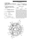 CAMSHAFT ADJUSTER AND U-SHAPED SEALING ELEMENT FOR SEALING A RADIAL FACE     OF A VANE OF A CAMSHAFT ADJUSTER diagram and image