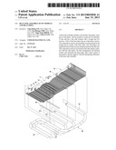 HEAT SINK ASSEMBLY OF FIN MODULE AND HEAT PIPES diagram and image