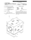 CONTAINER SYSTEM AND METHOD diagram and image