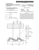 SLOPED STRUCTURE, METHOD FOR MANUFACTURING SLOPED STRUCTURE, AND SPECTRUM     SENSOR diagram and image