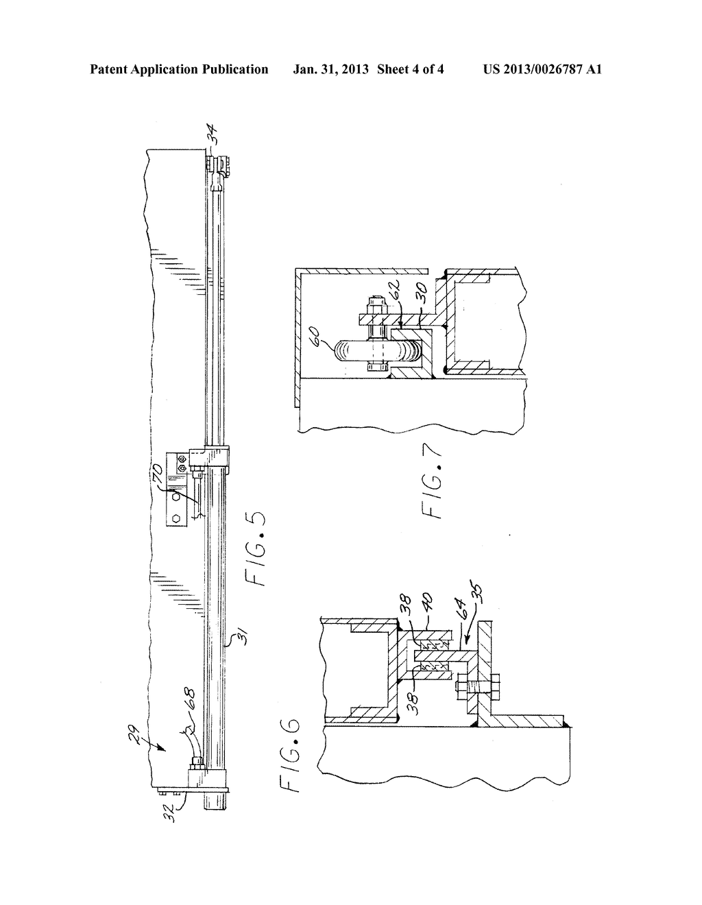 YARD TRACTOR WITH REMOTE CONTROLLED REAR ACCESS DOOR - diagram, schematic, and image 05
