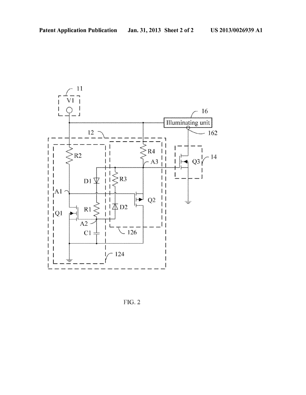 PULSE WIDTH MODULATION CIRCUIT AND ILLUMINATION APPARATUS - diagram, schematic, and image 03
