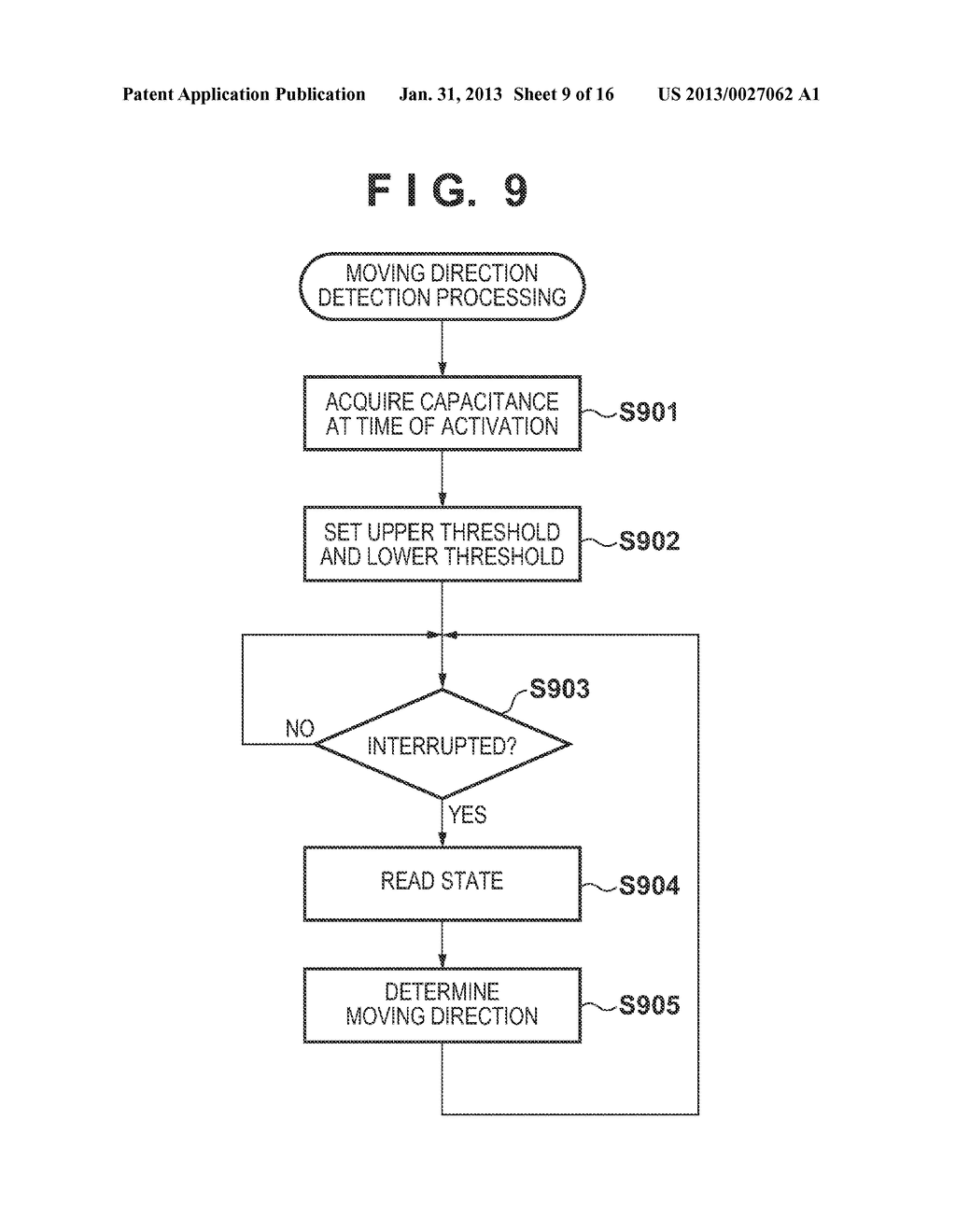 INPUT DETECTION DEVICE, CONTROL METHOD THEREOF AND RECORDING MEDIUM - diagram, schematic, and image 10