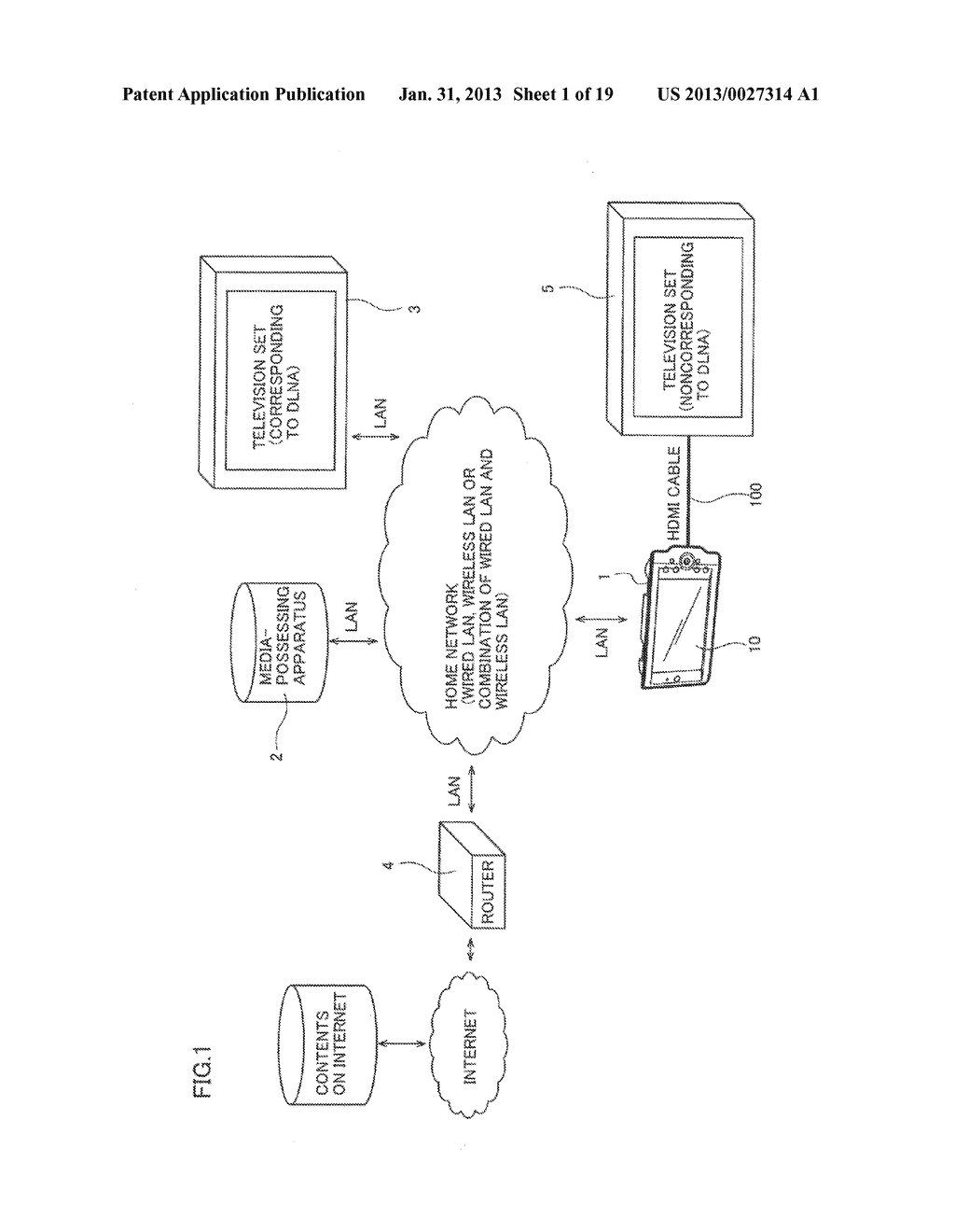 Portable Information Processing Device - diagram, schematic, and image 02