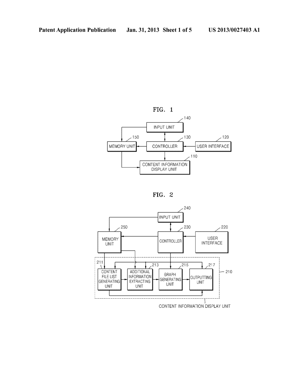 CONTENT INFORMATION DISPLAY METHOD AND APPARATUS - diagram, schematic, and image 02