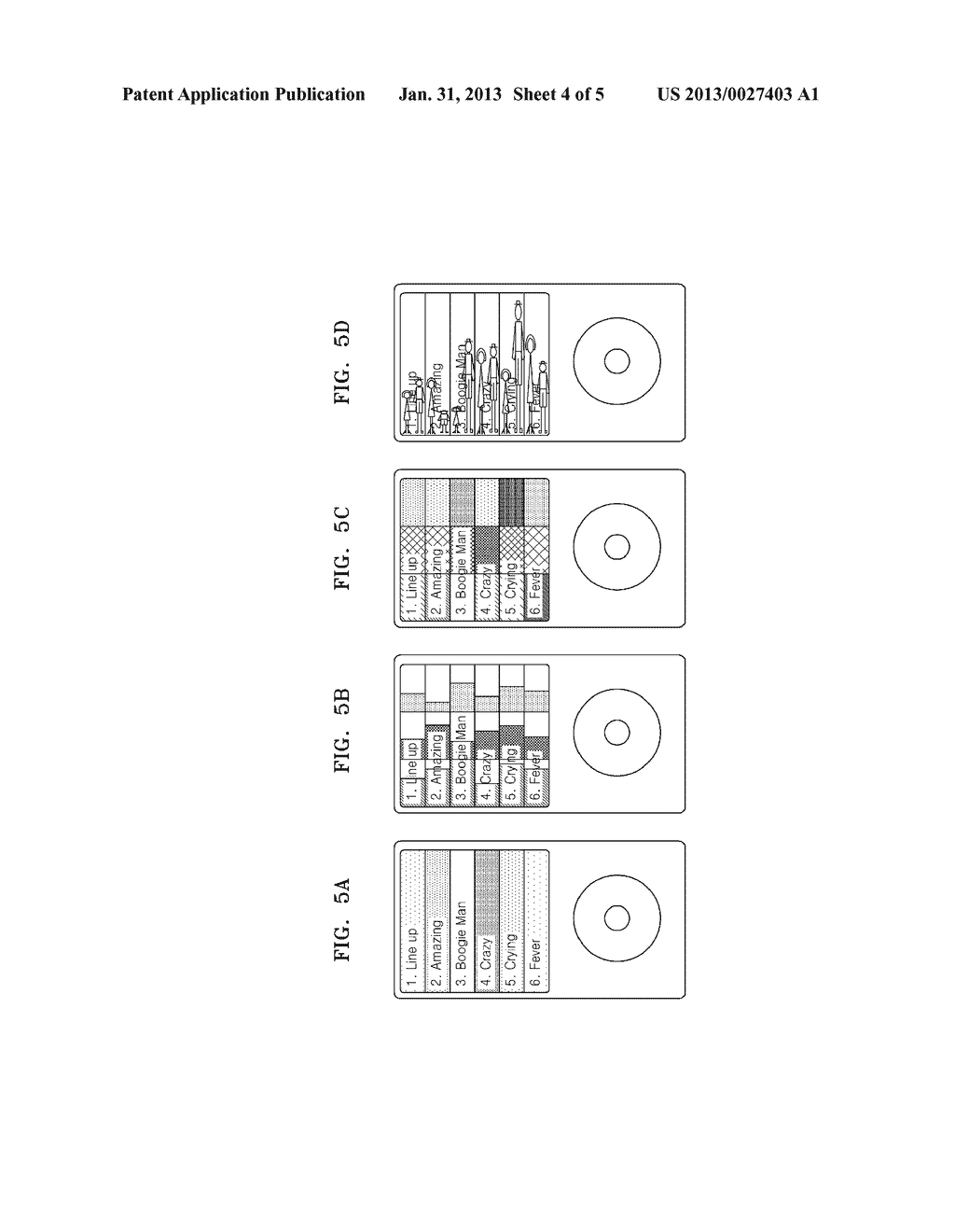 CONTENT INFORMATION DISPLAY METHOD AND APPARATUS - diagram, schematic, and image 05