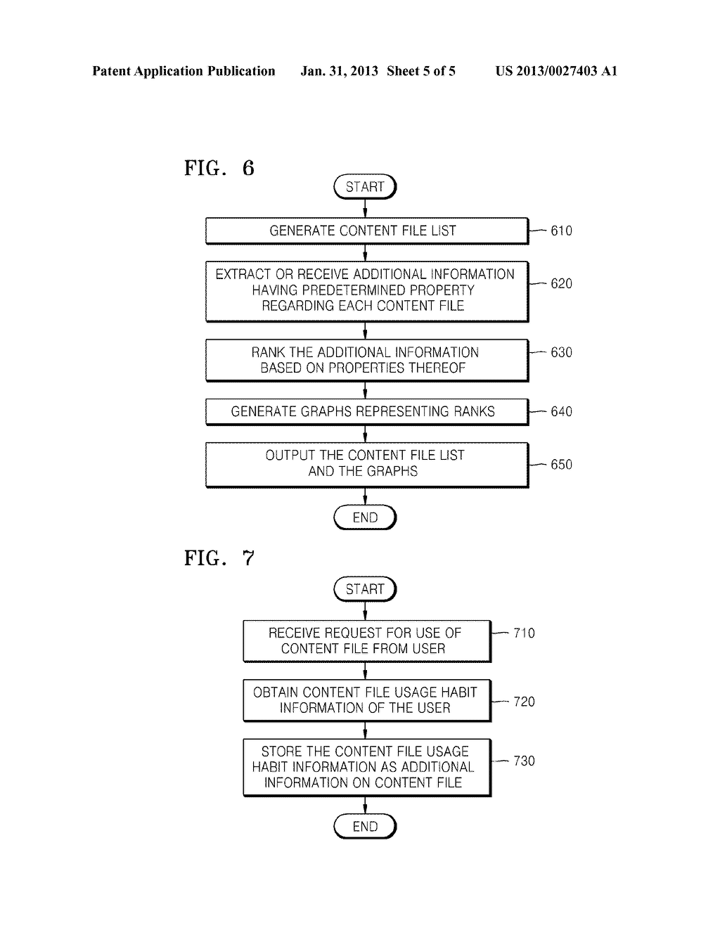CONTENT INFORMATION DISPLAY METHOD AND APPARATUS - diagram, schematic, and image 06