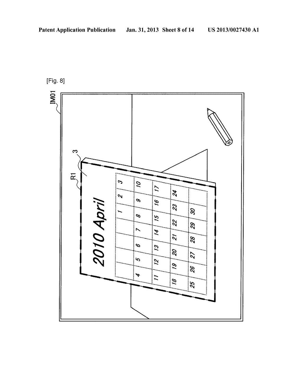 IMAGE PROCESSING DEVICE, IMAGE PROCESSING METHOD AND PROGRAM - diagram, schematic, and image 09