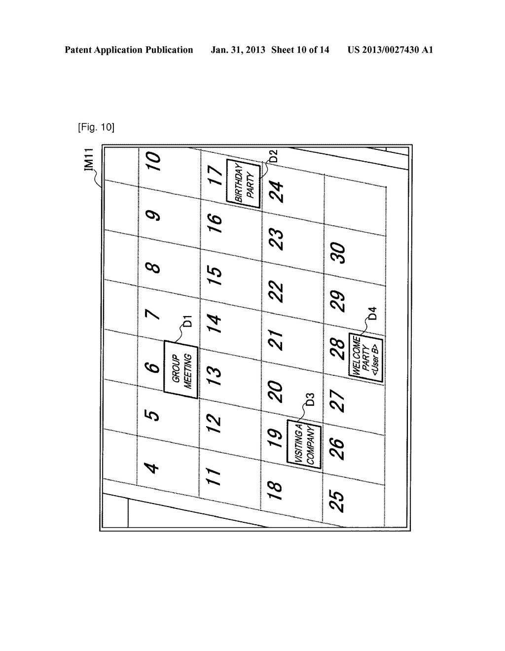 IMAGE PROCESSING DEVICE, IMAGE PROCESSING METHOD AND PROGRAM - diagram, schematic, and image 11