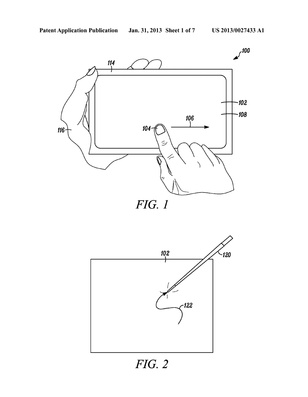 USER INTERFACE AND METHOD FOR MANAGING A USER INTERFACE STATE BETWEEN A     LOCKED STATE AND AN UNLOCKED STATE - diagram, schematic, and image 02