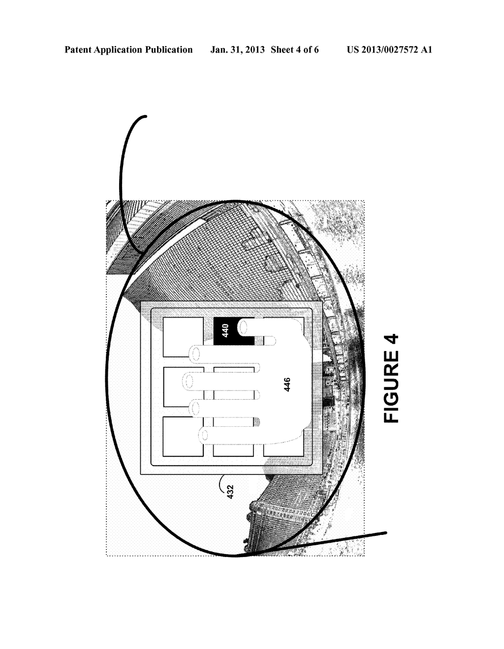 Head-Mounted Display That Displays A Visual Representation Of Physical     Interaction With An Input Interface Located Outside Of The Field Of View - diagram, schematic, and image 05