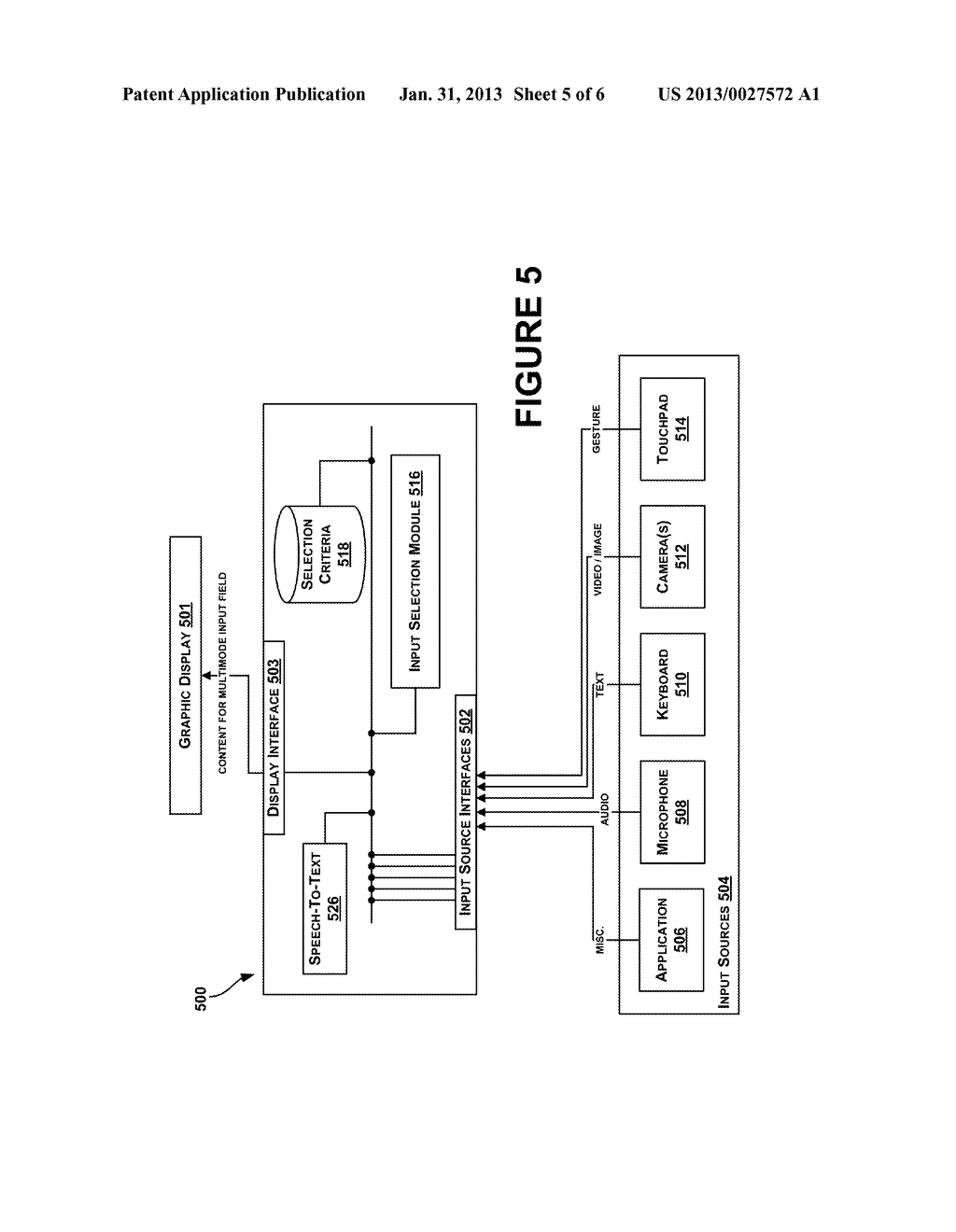 Head-Mounted Display That Displays A Visual Representation Of Physical     Interaction With An Input Interface Located Outside Of The Field Of View - diagram, schematic, and image 06