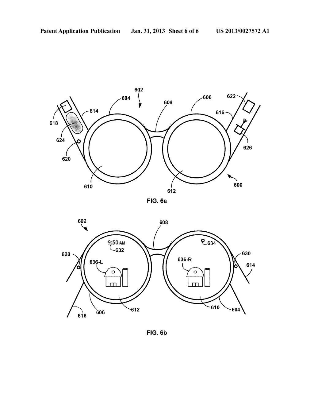 Head-Mounted Display That Displays A Visual Representation Of Physical     Interaction With An Input Interface Located Outside Of The Field Of View - diagram, schematic, and image 07