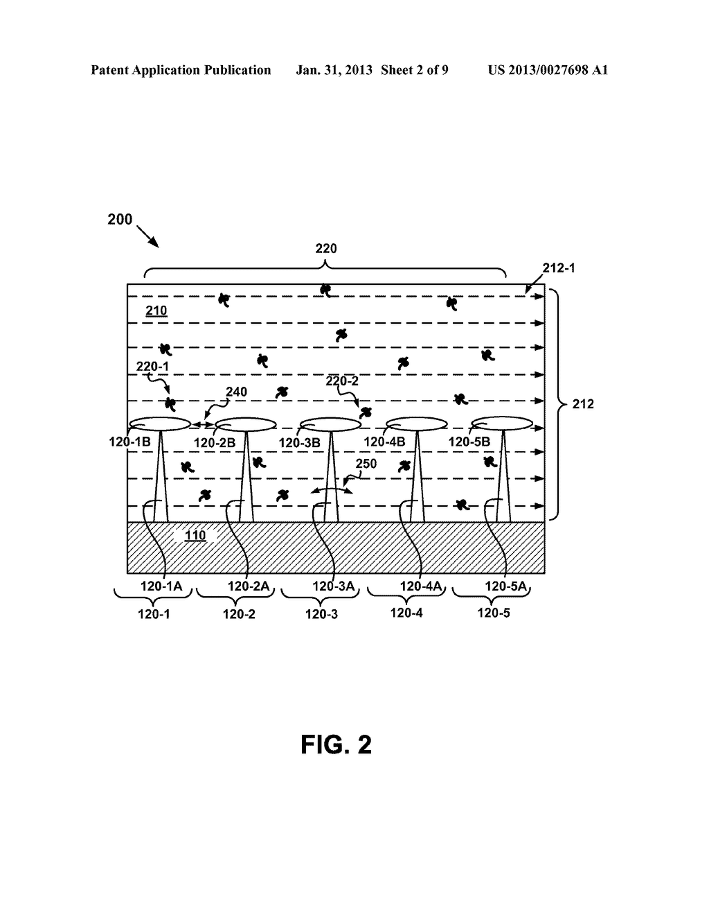 SELF-ARRANGING, LUMINESCENCE-ENHANCEMENT DEVICE FOR SURFACE-ENHANCED     LUMINESCENCE - diagram, schematic, and image 03