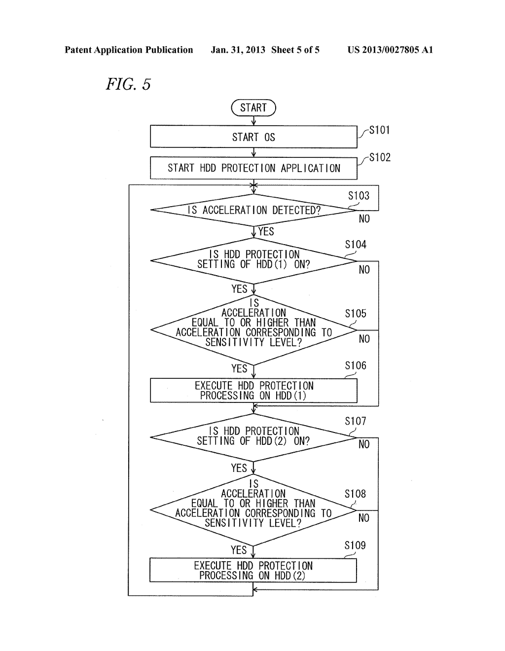 INFORMATION PROCESSING APPARATUS AND DISK DEVICE CONTROL METHOD - diagram, schematic, and image 06