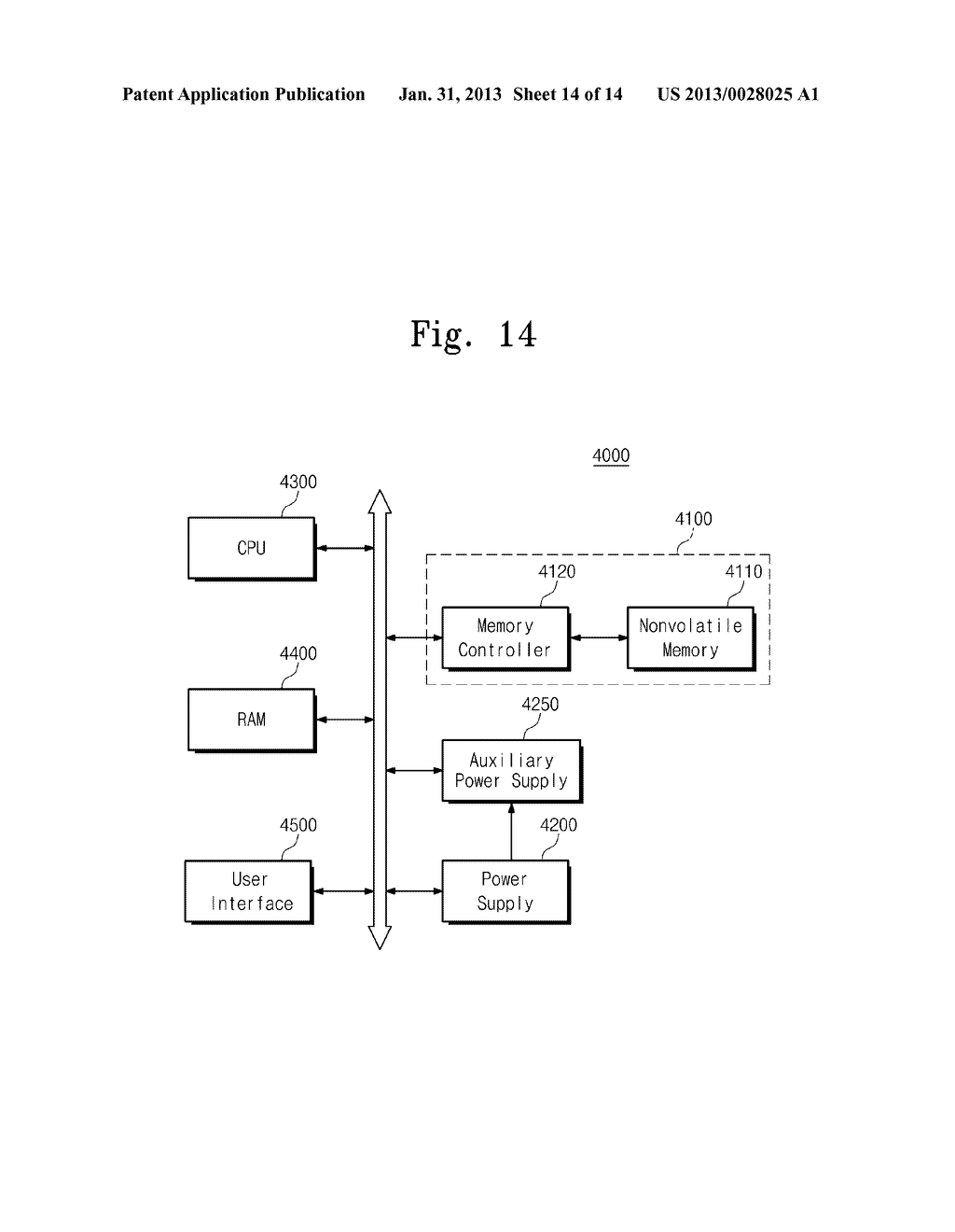 NONVOLATILE MEMORY DEVICE AND RELATED METHOD OF OPERATION - diagram, schematic, and image 15