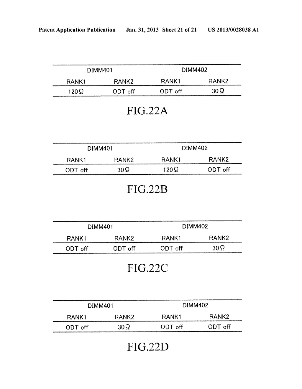 INFORMATION PROCESSING SYSTEM INCLUDING SEMICONDUCTOR DEVICE HAVING     SELF-REFRESH MODE - diagram, schematic, and image 22
