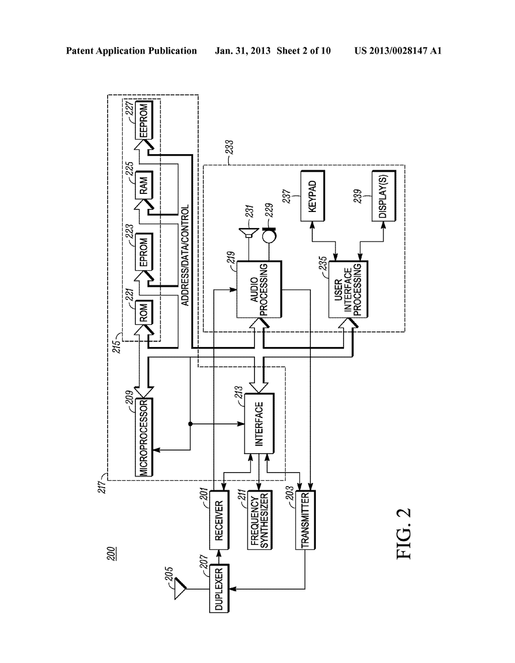 FRONT END EMPLOYING PIN DIODE SWITCH WITH HIGH LINEARITY AND LOW LOSS FOR     SIMULTANEOUS TRANSMISSION - diagram, schematic, and image 03