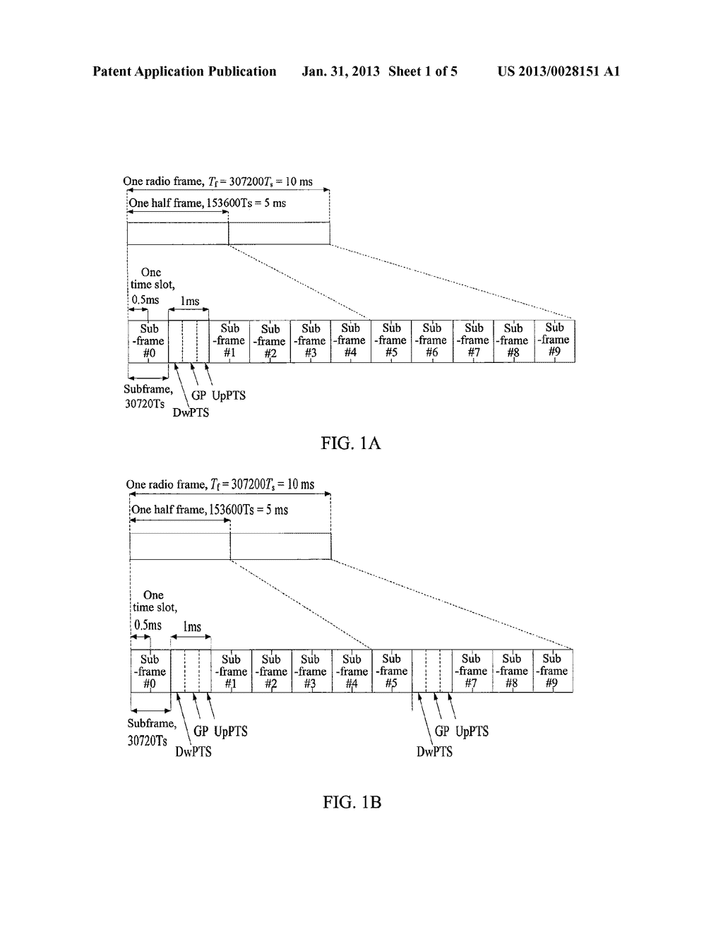 METHOD AND SYSTEM FOR PHYSICAL RESOURCES CONFIGURATION AND SIGNAL     TRANSMISSION WHEN COMMUNICATION SYSTEMS COEXIST - diagram, schematic, and image 02