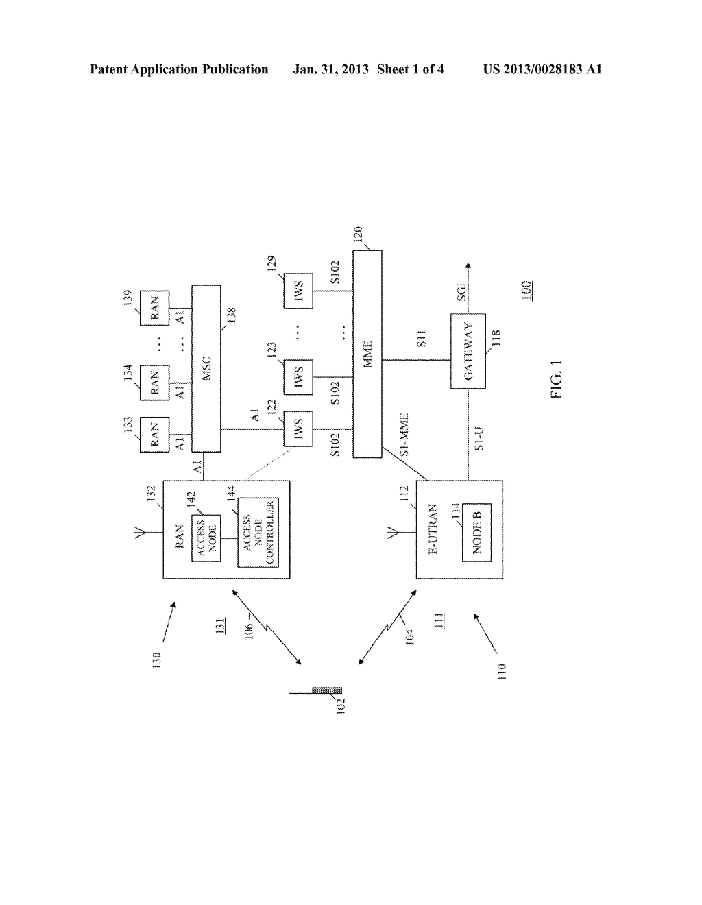 METHOD AND APPARATUS FOR ROUTING CIRCUIT SWITCHED FALLBACK MESSAGING IN A     WIRELESS COMMUNICATION SYSTEM - diagram, schematic, and image 02
