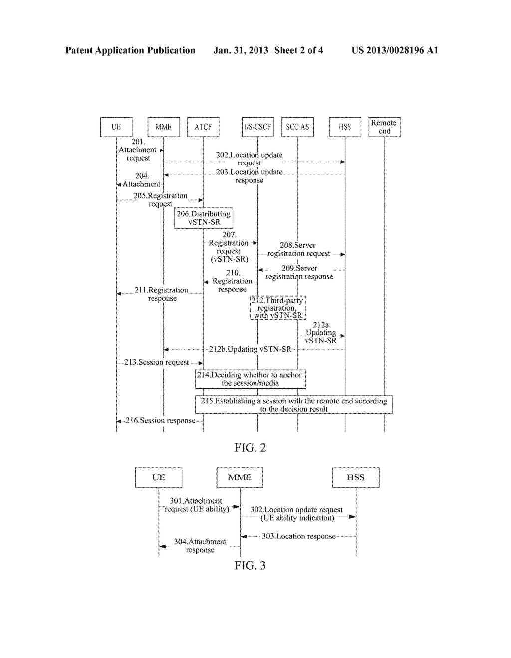Method and System for Obtaining User Equipment Ability by User Equipment,     Home Subscriber Data Server and Core Network Element - diagram, schematic, and image 03