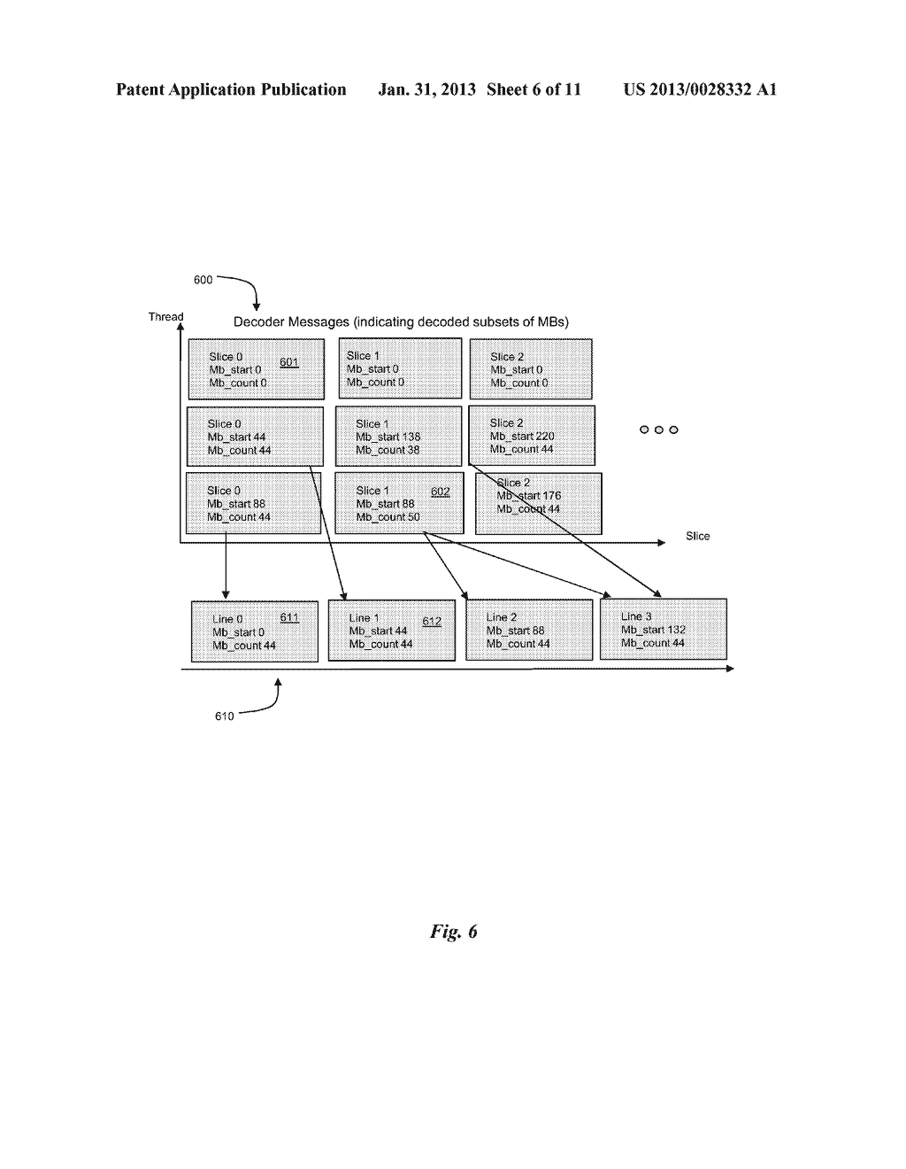 Method and device for parallel decoding of scalable bitstream elements - diagram, schematic, and image 07