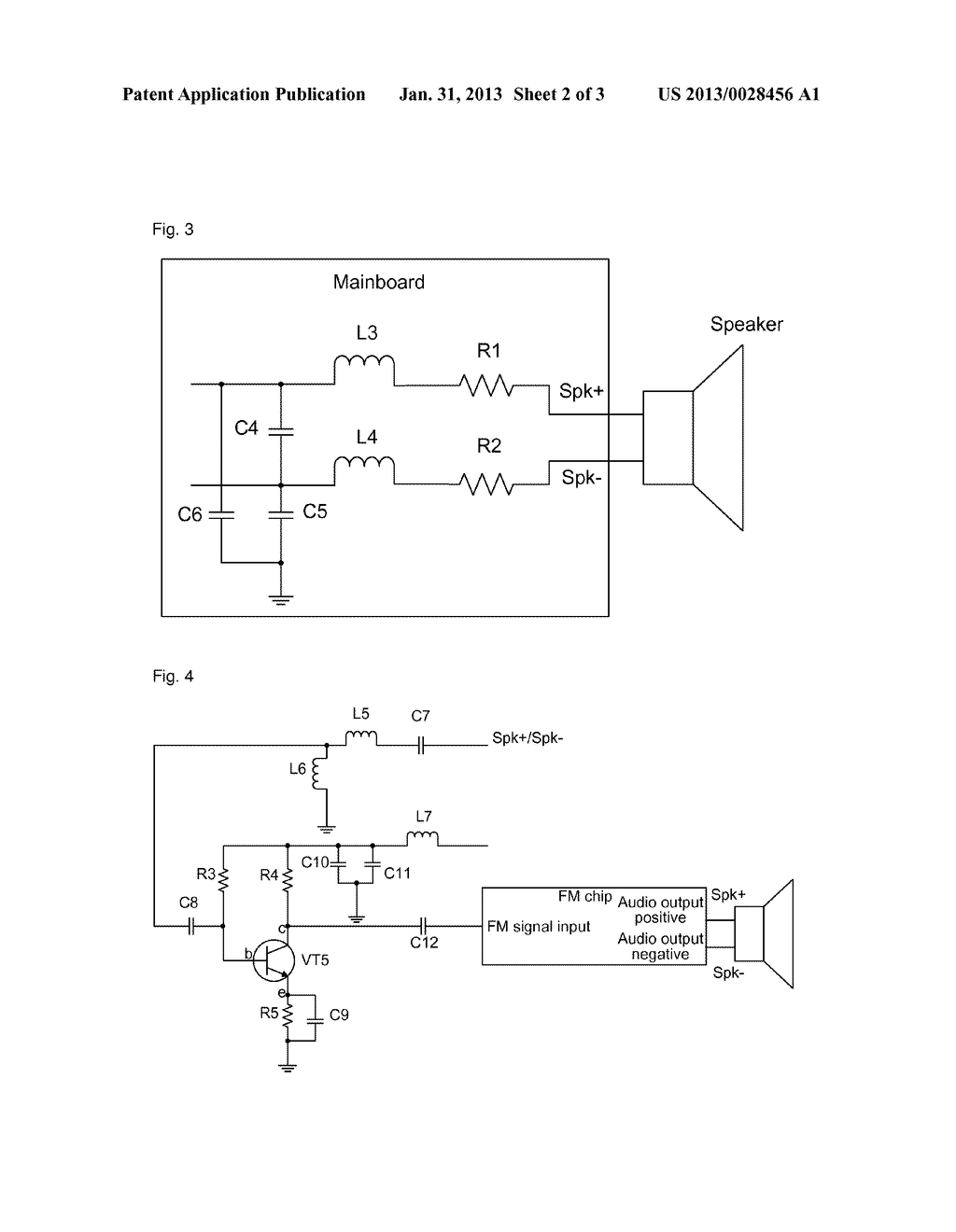 Device for receiving signals, antenna device and mobile terminal - diagram, schematic, and image 03