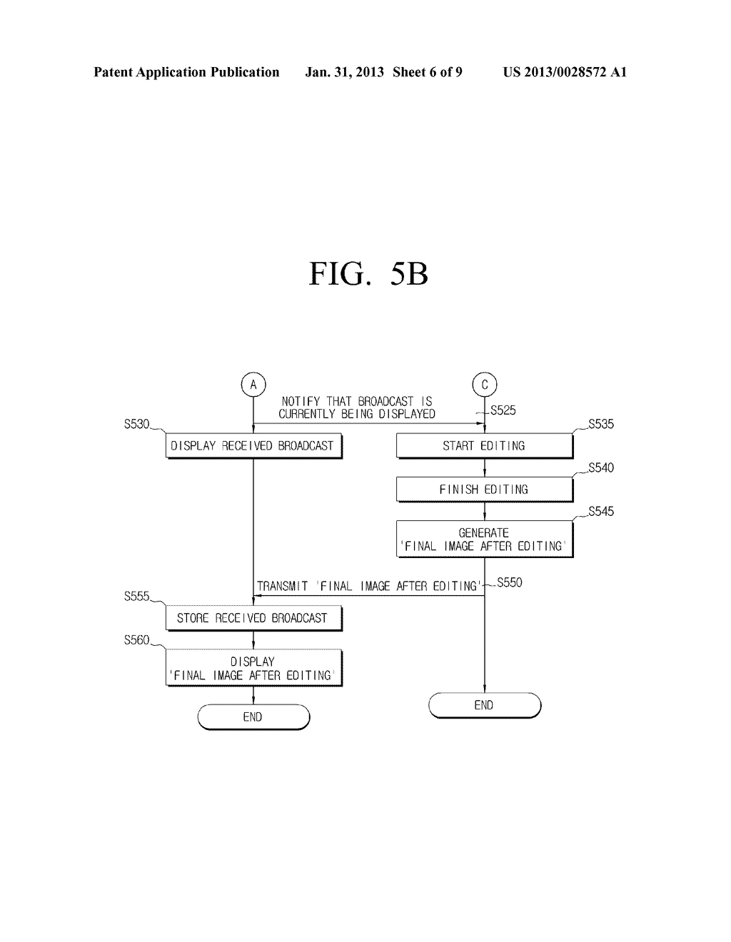 DISPLAYING APPARATUS, IMAGE EDITING APPARATUS, IMAGE EDITING SYSTEM, AND     METHOD FOR DISPLAYING AND EDITING IMAGE USING THE SAME - diagram, schematic, and image 07