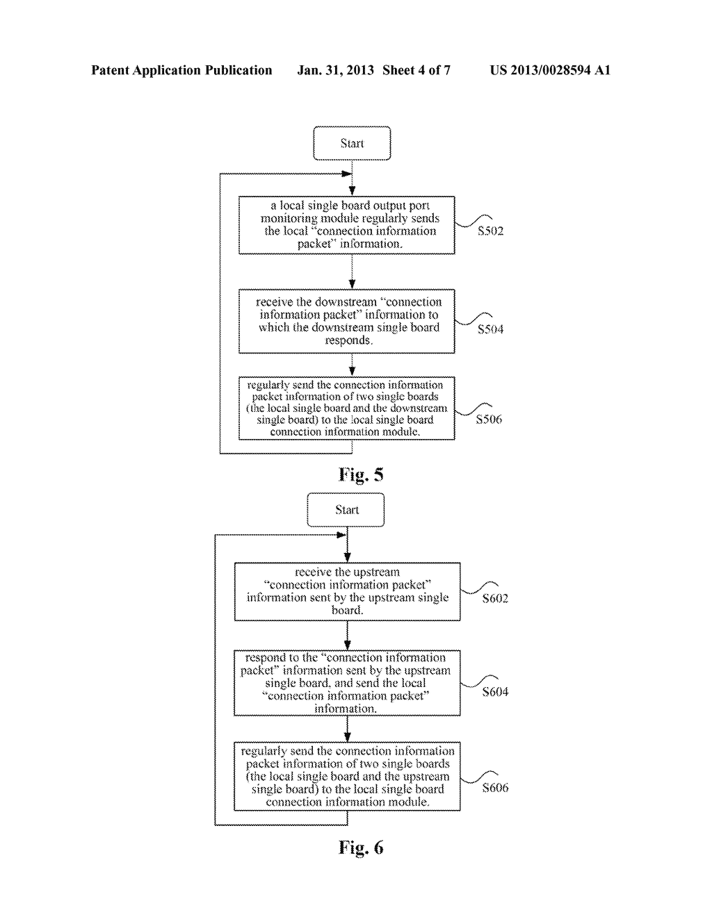 Method and System for Detecting Optical Fibre Connection - diagram, schematic, and image 05