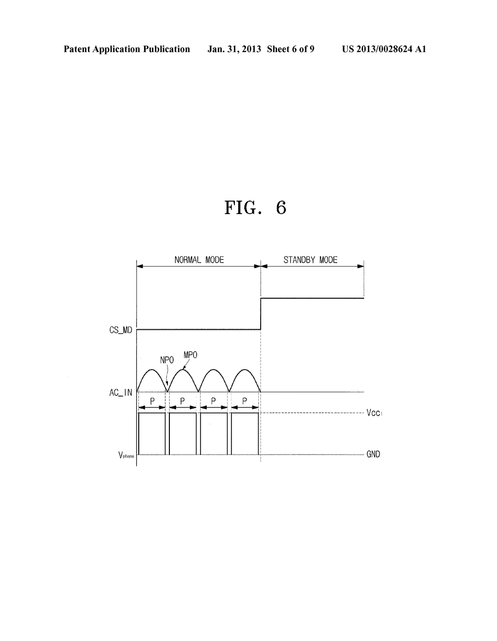 PHASE DETECTING DEVICE, PHASE CONTROL DEVICE INCLUDING THE PHASE DETECTING     DEVICE, AND FUSER CONTROL DEVICE INCLUDING THE PHASE CONTROL DEVICE - diagram, schematic, and image 07